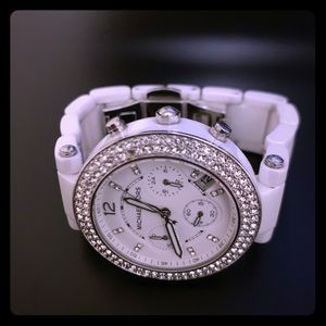 Michael Kors white watch